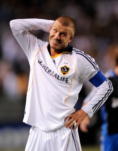 Beckham Unsure of LA